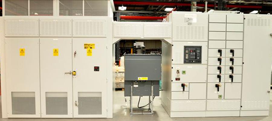 STS Switchgear Panel